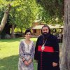 Archbishop Benjamin (Atas) of the Syriac Orthodox Church in Sweeden