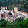 Holy Monastery Hilandar on Mount Athos
